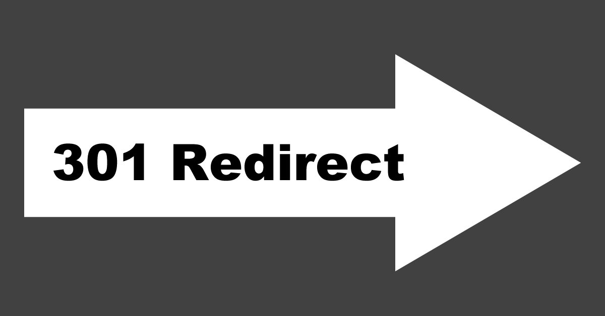 301 Redirect - How to Create Redirects | WebConfs com